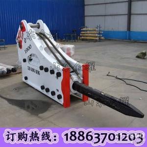 各种机型的挖机破碎锤 三角锤厂家销售