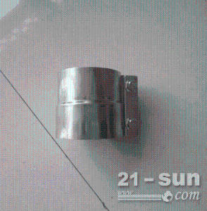 小松挖掘机配件 PC300-7增压器卡箍