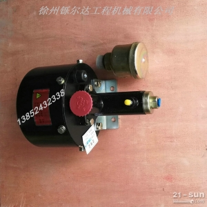 徐工XP301轮胎压路机空气加力泵 刹车总泵 助力缸