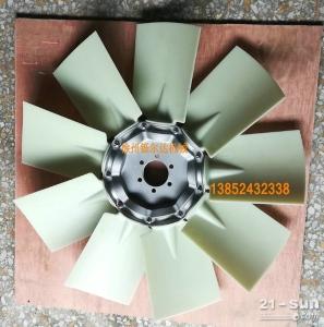 戴纳派克622双钢轮压路机风扇叶 522风扇叶 524风扇叶