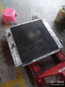 螺杆空压机凌格风37KW散热器ACC0133带法兰适用于凌格风空压机