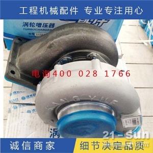 供应龙工855 850 853铲车装载机配件 原厂潍柴道依茨涡轮增压器