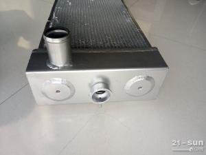 小松挖掘机配件 PC240-8液压油散热器