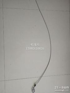 小松挖掘机配件 PC240-8机油尺