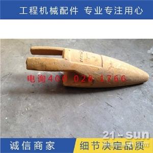 龙工855 833装载机铲车原厂耐磨铲斗铲齿牙齿尖铲板齿斗齿配件