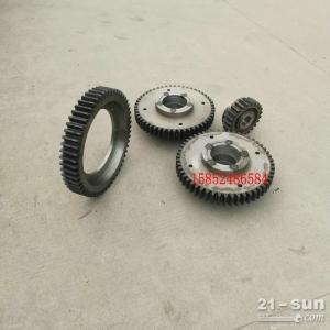 徐工YZ18JC压路机双联齿轮 轮边齿轮