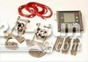 泵和电机联轴器找正Easy-Laser D55