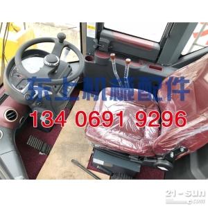 龙工855N铲车配件 仪表盘总成方向盘座椅组合开关地垫内饰5...