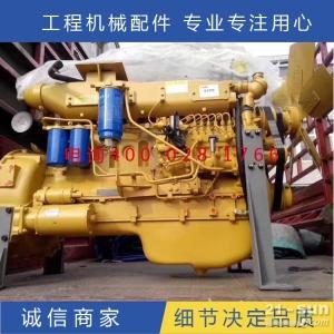 潍柴WD10G220E11装载机发动机总成龙工5吨铲车发动机