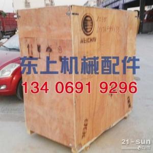 潍柴道依茨WP6 226B发动机 龙工临工柳工成工装载机柴油机总成
