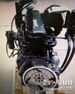 小松挖掘机PC200-8发动机