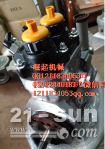 小松 6D140-3 共轨泵 6217-71-1122