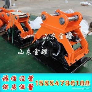 信誉厂家 铁路路基夯实器 挖掘机振动夯实器 液压夯实器