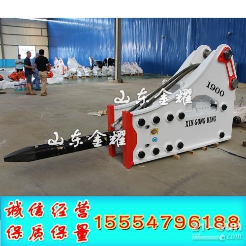 超强炮机 轮挖高强度镐头 三角破碎器 超强锤头 专业属具厂家