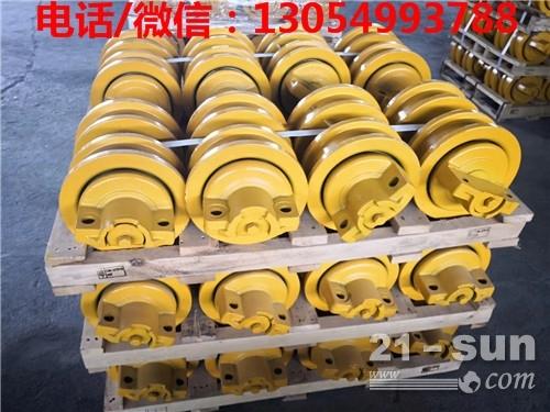 SD22四轮一带 支重轮 托轮 引导轮