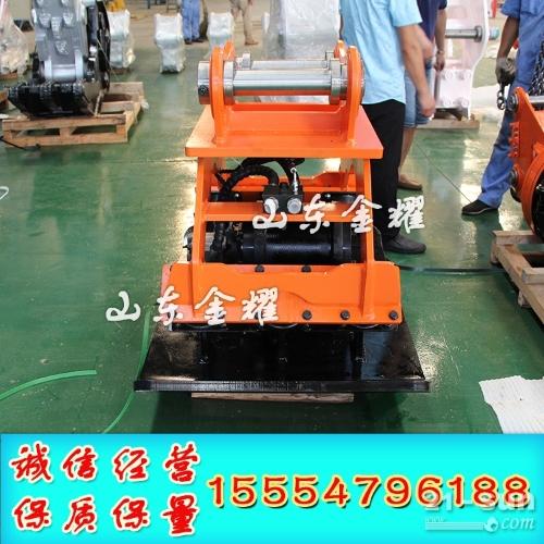 挖机前端属具 挖机夯实器 钩机夯实器 夯实器具体价格