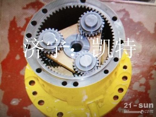 小松挖掘机配件 PC60-7回转减速机