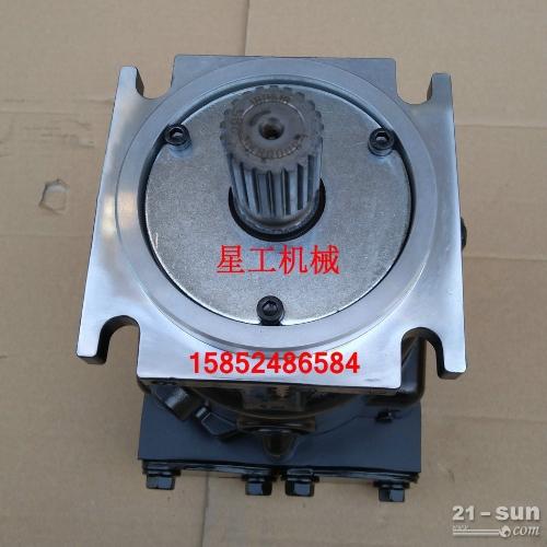 徐工振动压路机液压泵 震动马达 维修