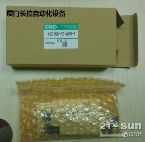先导式电磁阀4KA110-GS6-BP-AC110V全新原装进口