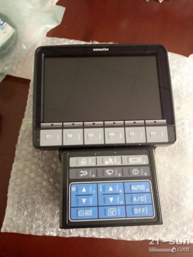 小松挖掘机配件 PC240-8显示屏