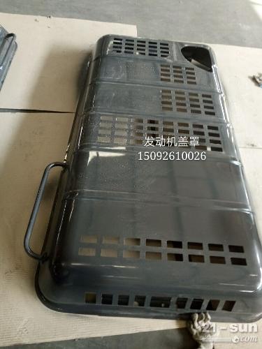小松挖掘机配件 PC200-8发动机盖罩