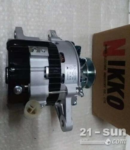 0-62000-0060五十铃10PE1发电机