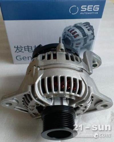 17204355沃尔沃EC210-EC900发电机