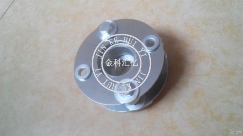 6D125 高压泵连接片总成 DK105663-0360