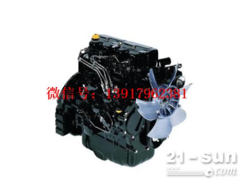 沃尔沃480发动机配件-缸体-曲轴