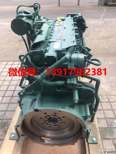 沃尔沃950原装配件-沃尔沃950发动机总成