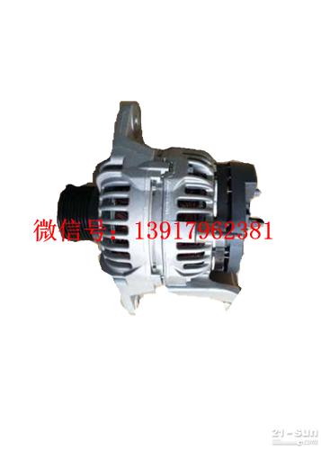 沃尔沃950发电机-沃尔沃950发动机配件