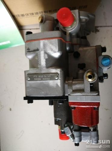 武汉康明斯燃油系统工厂BM76340燃油泵总成批量排产