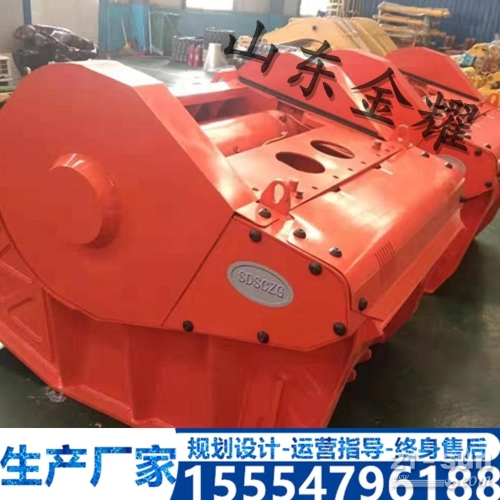 大型属具 高性价比的破碎斗 挖机大型破碎斗 挖机属具厂家