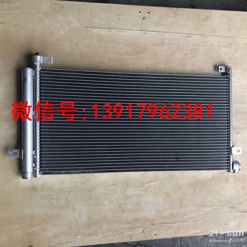 沃尔沃750液压油散热器,沃尔沃750水箱