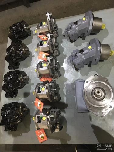 力士乐柱塞泵A10VSO140DG/32R-PPB22U00