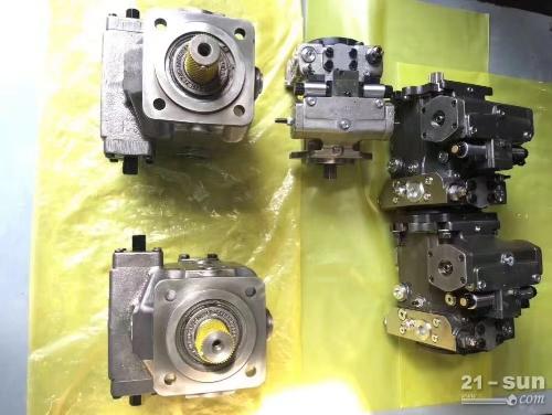 力士乐柱塞泵A10VSO100DG/32L-VPB32U00