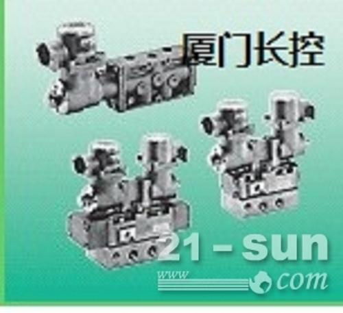 先导式气动阀4F430-10-L-AC220V