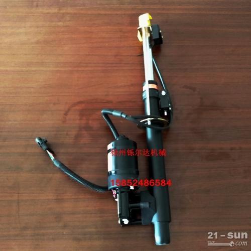 徐工压路机发动机罩升降机 后机罩升降器