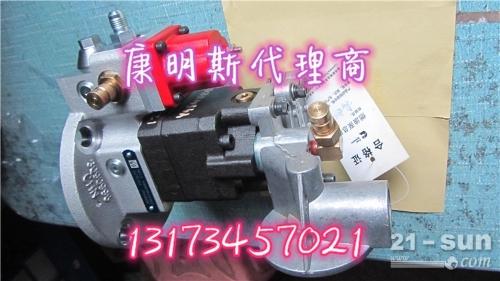武汉康明斯燃油系统工厂QSN燃油泵3098353批量供货