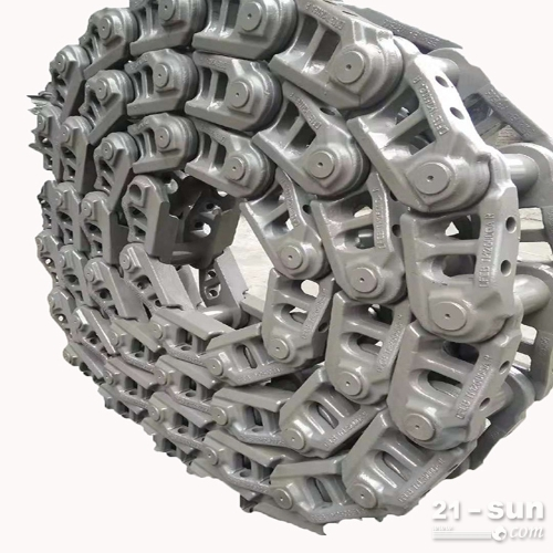 DFCB矿山专用链轨适用于日立870挖掘机链条厂家