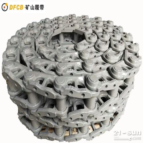 DFCB矿山专用链轨日立550挖掘机EX550链条厂家