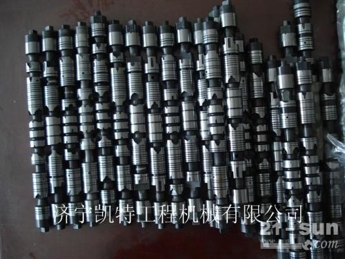 小松PC200-8阀芯、阀杆 挖掘机配件