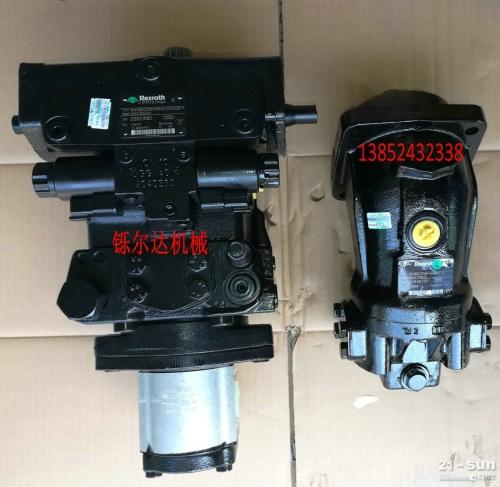 徐工XS223J压路机液压振动泵 工作泵 配件 售后维修