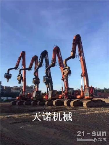 18米加长臂  定格各品牌型号挖掘机臂