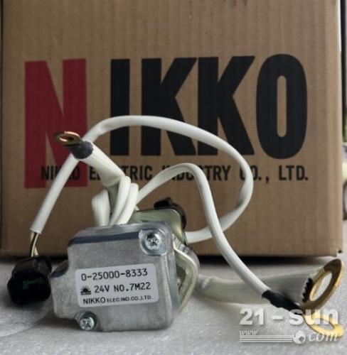 0-25000-8342原装日兴NIKKO启动继电器