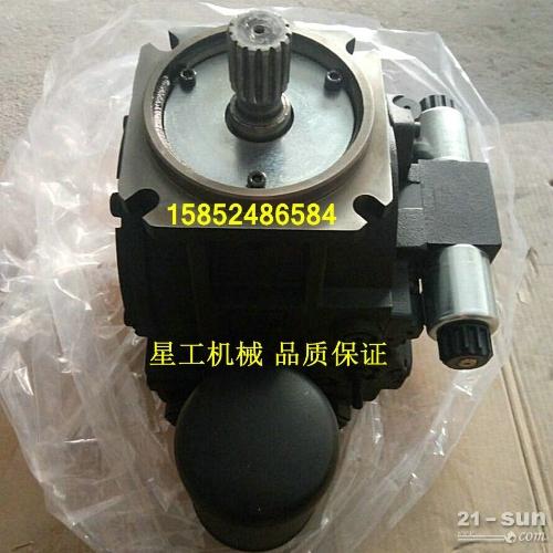 常林振动压路机液压泵 震动泵 马达 工作泵 配件维修