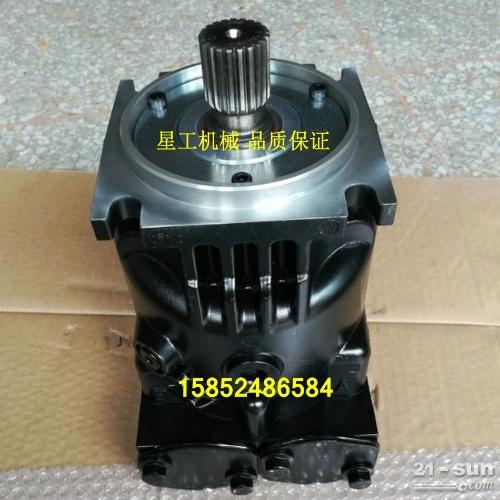 徐工XS263J压路机液压泵振动马达  工作泵 配件维修