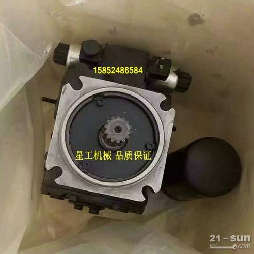 山推SR22M振动压路机液压泵 震动马达配件维修
