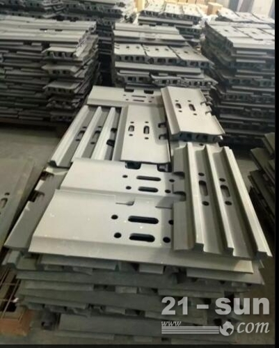 挖掘机配件 小松PC400-7履带板