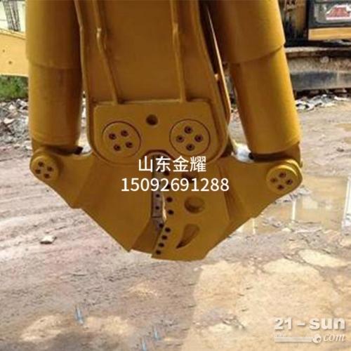 挖掘机进口拆车器 挖机专用设备直销 进口挖掘机